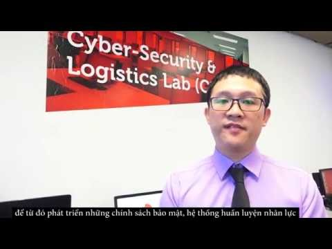 Digital Learning Spaces at RMIT Vietnam (Cyber Security Logistic Lab)