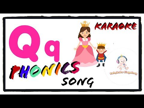 Phonics Song With Lyrics And Music - Karaoke Sing Along and Learn ABCs