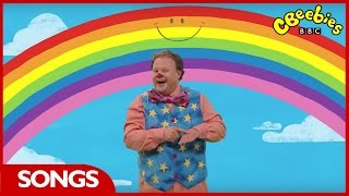 CBeebies Songs   Something Special   I Can Sing a Rainbow