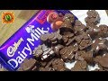 Cadbury Dairy Milk Chocolate Recipe at  Home / How to make Chocolate in 5 Minutes / EP - 43
