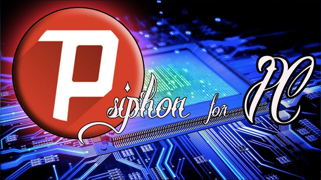 Psiphon vpn for pc