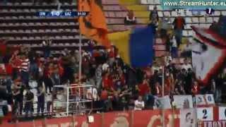 Dinamo Bucuresti - Gaz Metan Medias 1-1 | Toate golurile | 15.05.2015