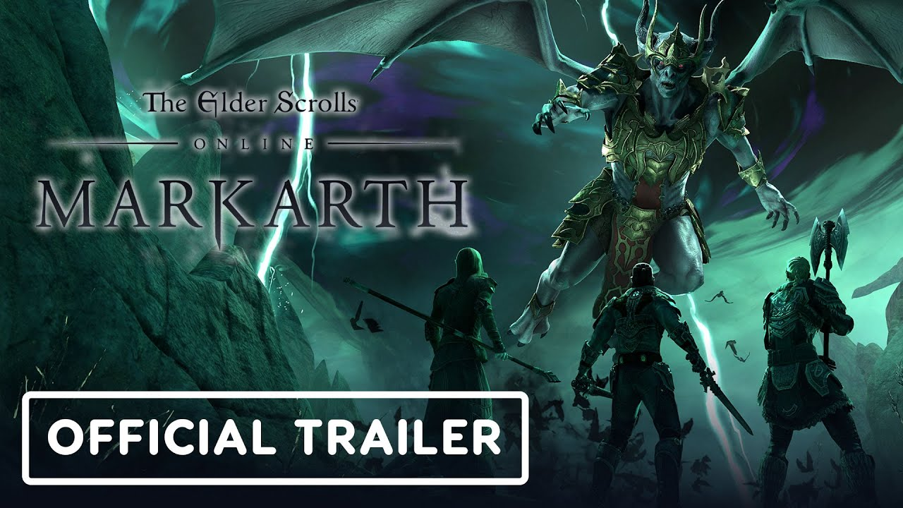The Elder Scrolls Online: Markarth - Official Trailer