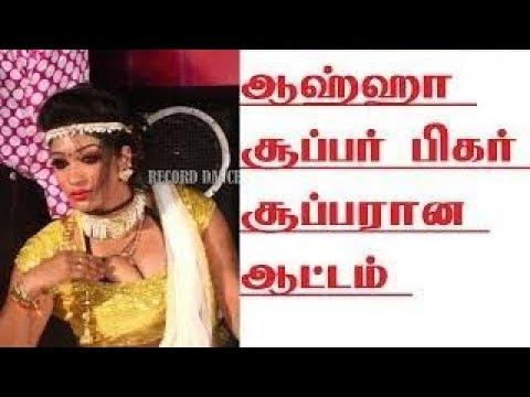 Tamil Nadu village record dance, aadal padal in village HD | Kombu vacha Singamda