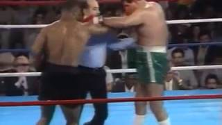 Mike Tyson vs Mike Jameson
