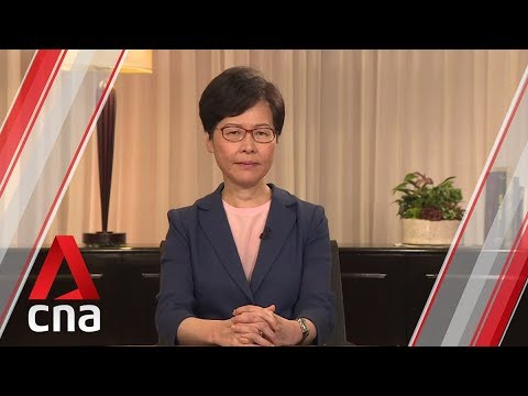 hong-kong's-carrie-lam-on-withdrawing-extradition-bill- -full-version-with-english-subtitles