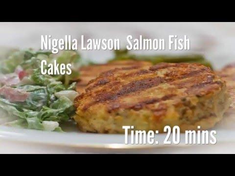 Nigella Lawson  Salmon Fish Cakes Recipe