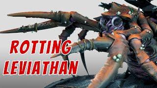 Kitbashing A Rotting Leviathan From Total War: Warhammer