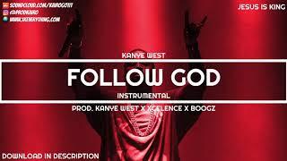 Kanye West - Follow God (Instrumental) [WITH DOWNLOAD]