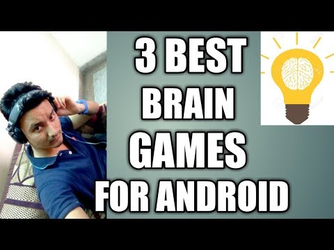 3 Best Brain Games For Android  (Hindi)
