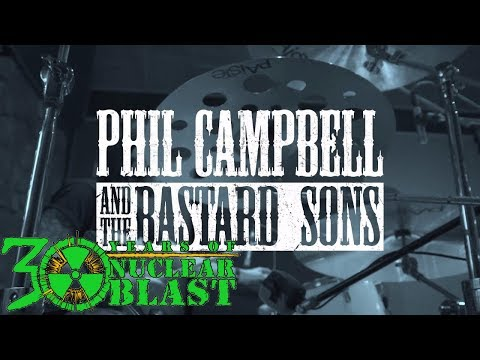 PHIL CAMPBELL AND THE BASTARD SONS - Studio Diary #2 (OFFICIAL)