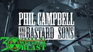 PHIL CAMPBELL AND THE BASTARD SONS – Studio Diary #2 (OFFICIAL)