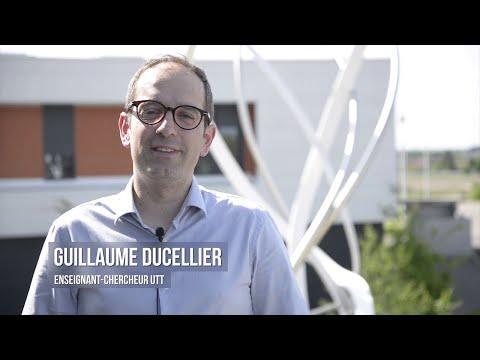 Transition énergétique à l'UTT - Guillaume Ducellier & l'axe numérique