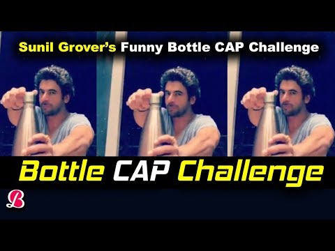 Sunil Grover's Funny Bottle CAP Challenge After Tiger Shroff & Akshay Kumar Mp3
