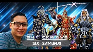 Six Samurai Yu-gi-oh Deck Profile