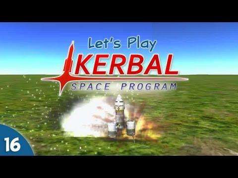 Kerbal Space Program - 16 - Version 0.14 & LLRV Testing