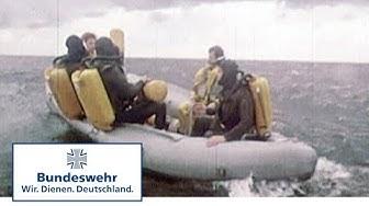 Classix: Die Unterwasserfeuerwehr der Marine (1974) - Bundeswehr