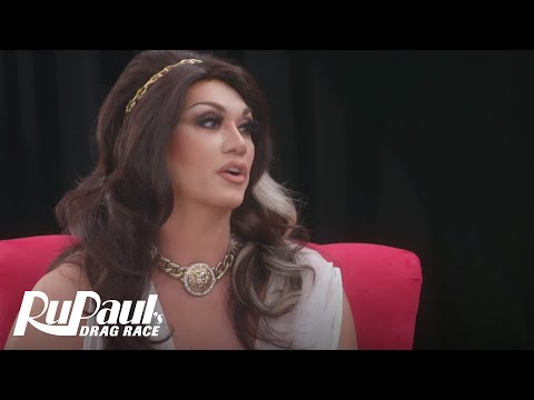 The Pit Stop: Snatch Game | RuPaul's Drag Race Season 10