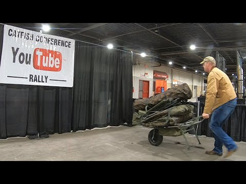 Bank Fishing Gear For Catching Catfish Carp And More - Catfish Conference 2020