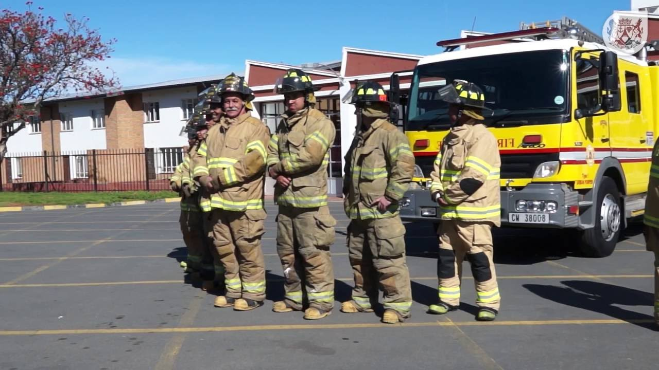 Our firefighters | Western Cape Government