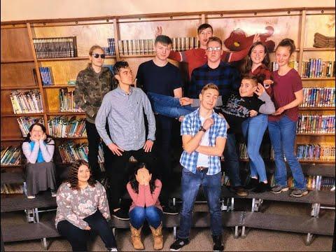 Centralia Christian School 8th Grade Graduation 2020