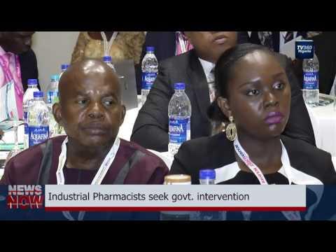 Nigeria Industrial pharmacists seek govt. intervention