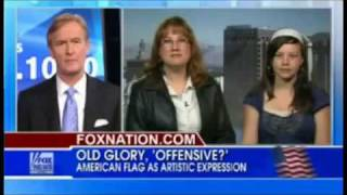 American Flag Controversy In California School