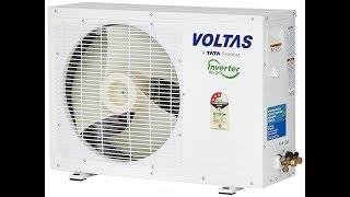 Voltas 1 4 Ton 3 Star Inverter Split AC Copper, 173V JZJ, White Amazon in Home & Kitchen