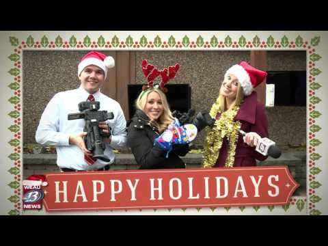 2015 WEAU Holiday Greetings