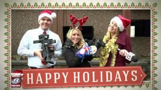 2015 WEAU Holiday Greetings