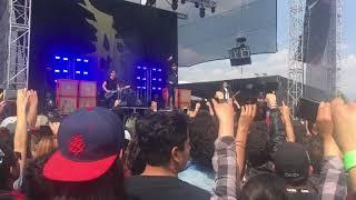 Attila / Proving Grounds / Live Knotfest México 28-10-17