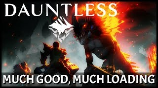 Dauntless: F2P Monster Hunting Goodness In Open Beta