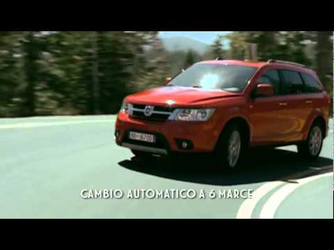 Spot Tv Fiat Freemont Awd Maggio 2012 15 Youtube