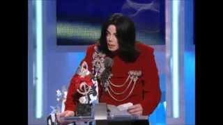 Michael Jackson recibe premio Artista del Milenio 2002 - sub. Español