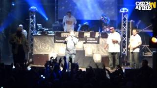 Max Herre, Samy Deluxe, Afrob... - Erste Liebe live @ Catch A Fire in Lahr | 2008