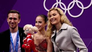 Eteri Tutberidze (RUS) | Interview | Vancouver 2018