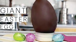 DIY Vegan Giant Kinder Surprise Easter Egg Filled with Mini Oreo Cream Eggs | The Edgy Veg