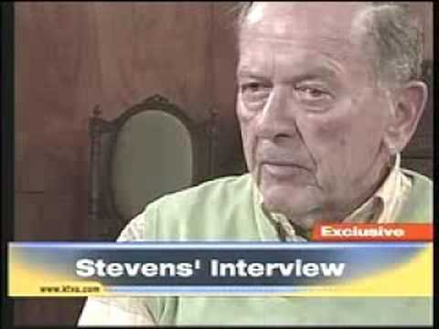 Exclusive Interview with Senator Ted Stevens 10 p.m. 8/14/08