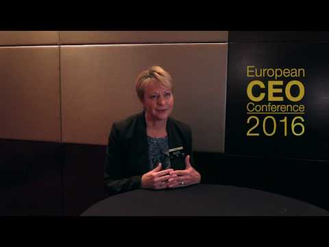 European CEO Conference 2016 - Gayle A Roberts Interview