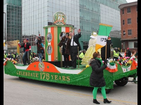 2017 Cleveland St. Patrick's Day Parade – Division 1