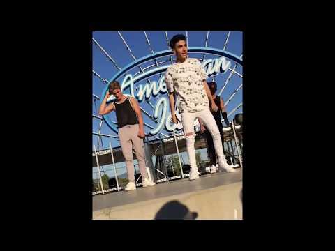 In Real Life  Eyes Closed American Idol Oregon