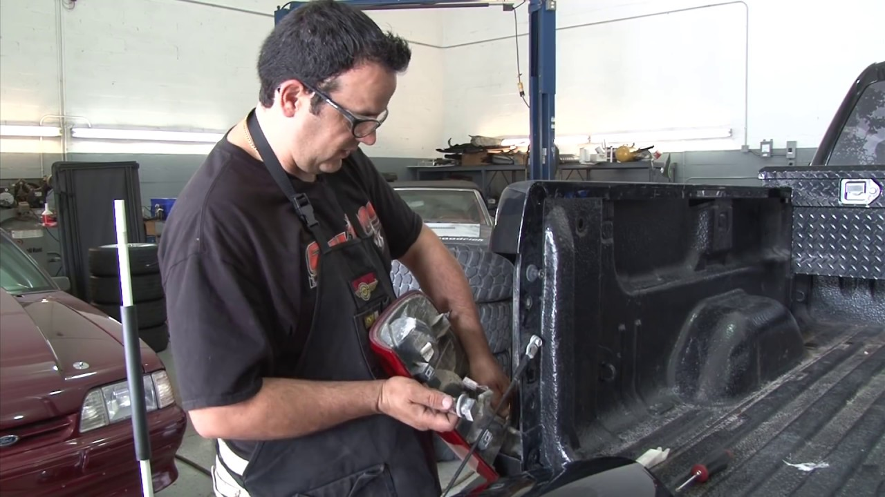 RECON LED Tail Light Assembly Installation How-To Video ...