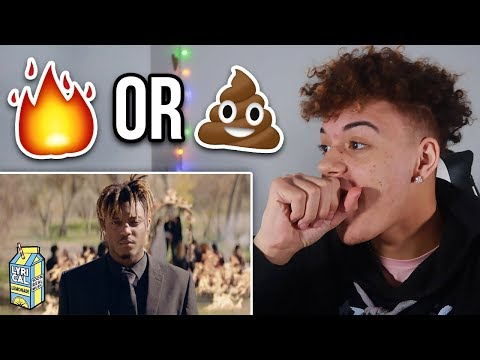 Juice WRLD – Robbery (Music Video) REACTION!