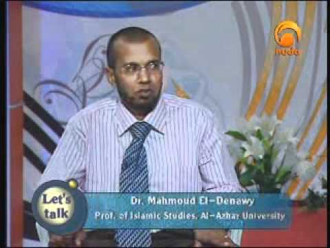 Captain Nasser on Huda TV