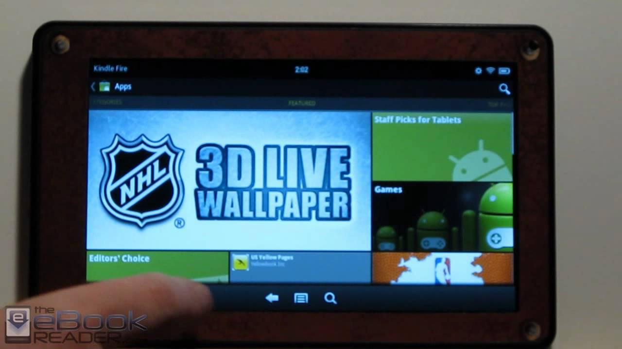 Tutorial: How to Root Kindle Fire and Install Android Market in 5
