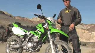 2009 Kawasaki KLX250SF Videos
