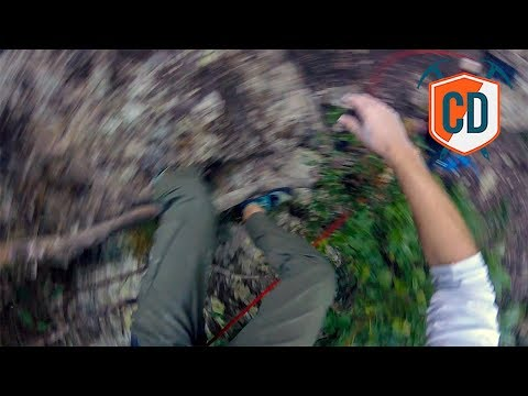 Massive Climbing Fall Sick Send | Climbing Daily Ep.1346
