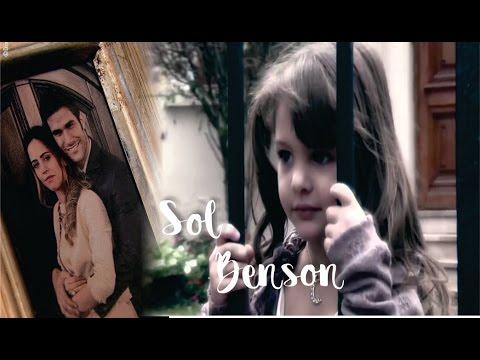 Soy Luna: Sol Benson su historia (recopilado)