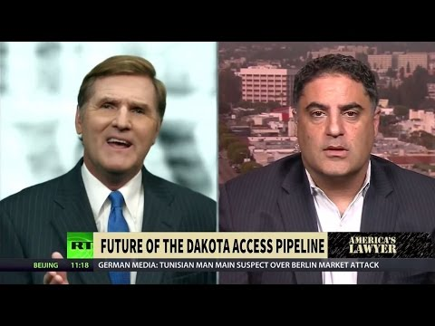 America's Lawyer [02]: Cenk Uygur on Standing Rock Attacks