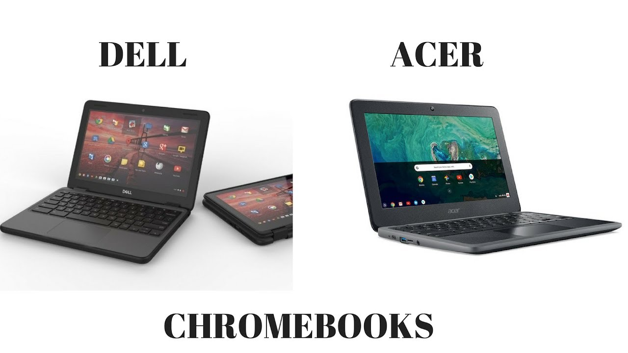 DELL CHROMEBOOK 5190 | ACER CHROMEBOOK 11 C732 | LAUNCHED | EVERYTHING YOU  NEED TO KNOW
